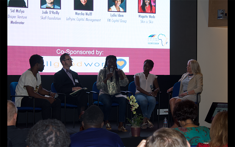 Panelists at August 10 2019 Event