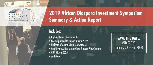 ADIS 2019  summary and action report